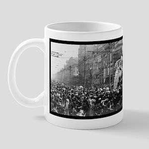 1907 Rex Mardi Gras Mug