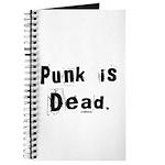 Punk is Dead Journal