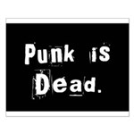 Punk is Dead Small Poster
