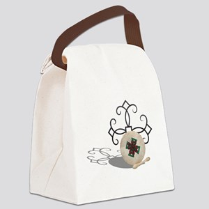 CelticDrum092610 Canvas Lunch Bag