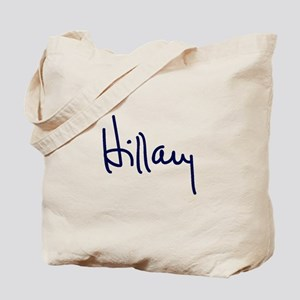 Hillary Signature Tote Bag