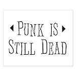 Punk = Still Dead Small Poster
