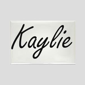 Kaylie artistic Name Design Magnets