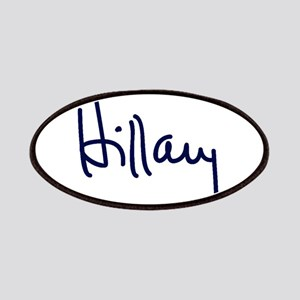 Hillary Signature Patch