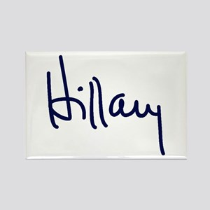 Hillary Signature Magnets