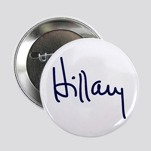 """Hillary Signature 2.25"""" Button (10 pack)"""