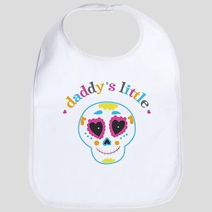 Daddy's Sugar Skull Bib