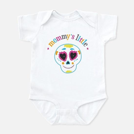 Mommy's Sugar Skull Infant Bodysuit