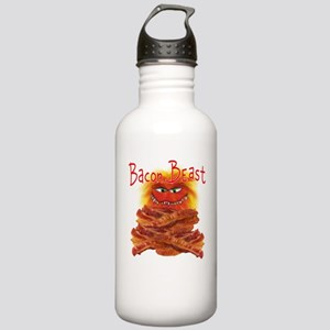 Bacon Beast Stainless Water Bottle 1.0L