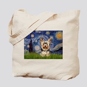 STARRY / Yorkie (17) Tote Bag