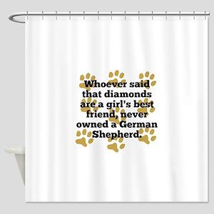 German Shepherds Are A Girls Best Friend Shower Cu
