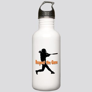 RESPECT THE GAME Stainless Water Bottle 1.0L