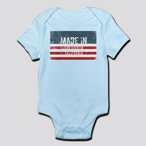 Made in San Quentin, California Body Suit