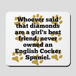 English Cocker Spaniels Are A Girls Best Friend Mo