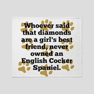 English Cocker Spaniels Are A Girls Best Friend Th