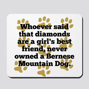 Bernese Mountain Dogs Are A Girls Best Friend Mous