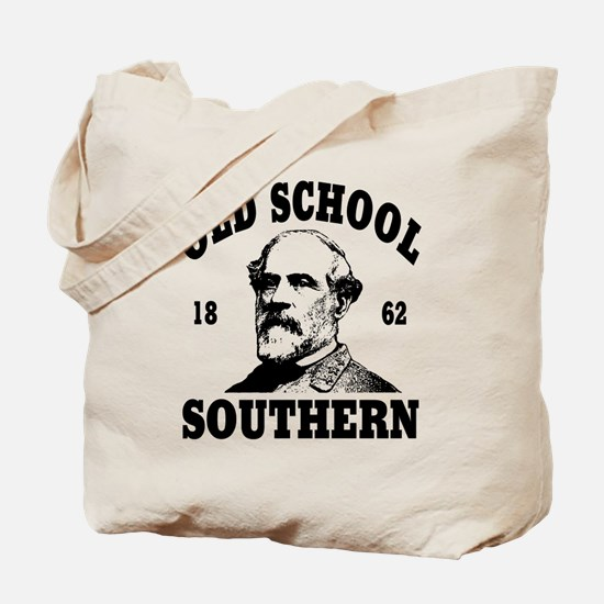 Old School Southern Tote Bag