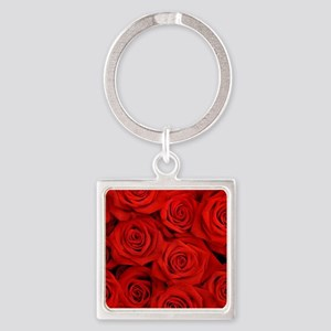 Red Roses Keychains