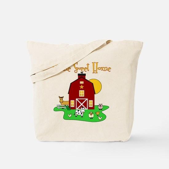 Scott Designs Farm Life Tote Bag