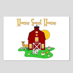 Scott Designs Farm Life Postcards (Package of 8)