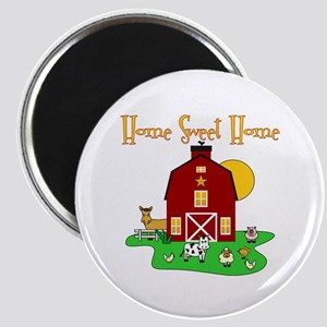 Scott Designs Farm Life Magnet