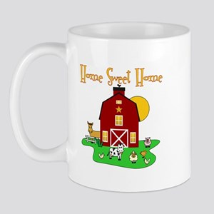 Scott Designs Farm Life Mug