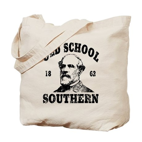 Southern Distressed Tote Bag