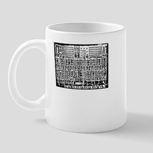Drippy Patch Modular Synth Mug