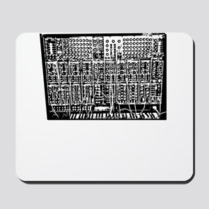 Drippy Patch Modular Synth Mousepad