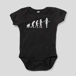 Rope Skipping Baby Bodysuit