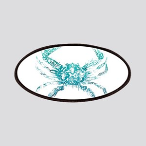 coastal nautical beach crab Patch
