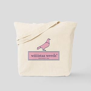 Worcester Wiiiistaa Weeds Tote Bag