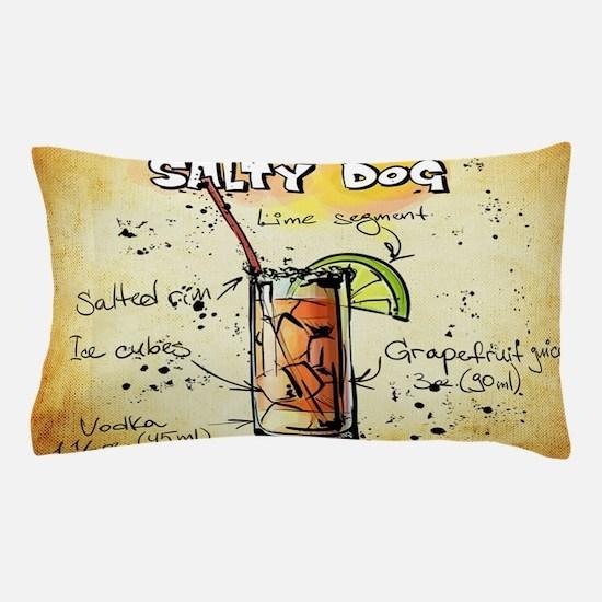 Salty Dog Pillow Case
