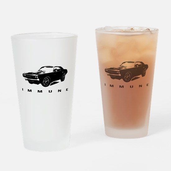 AUTO-IMMUNE Drinking Glass