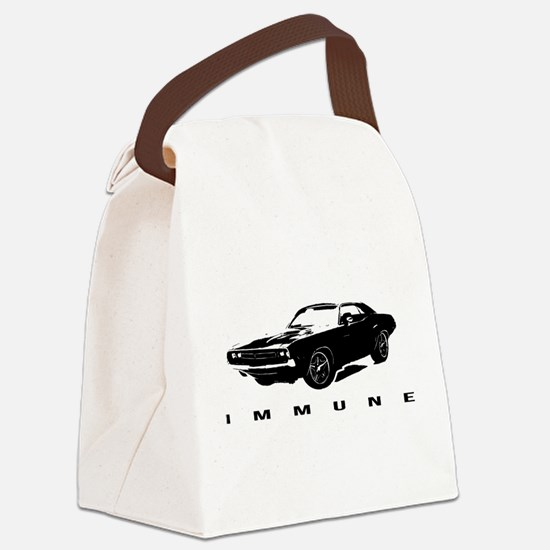 AUTO-IMMUNE Canvas Lunch Bag