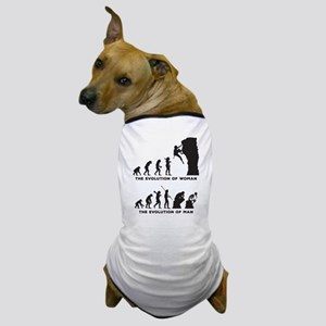 Rock Climbing Dog T-Shirt