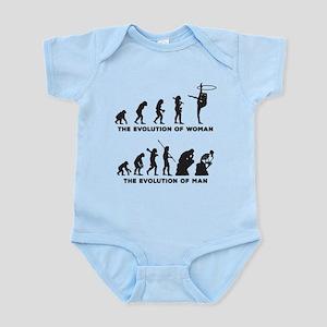 Rhythmic Gymnastic Infant Bodysuit