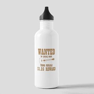 Tenor Ukulele Water Bottle