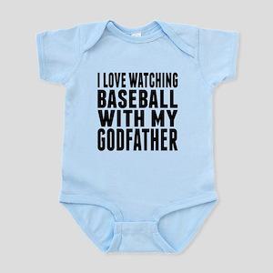 I Love Watching Baseball With My Godfather Body Su
