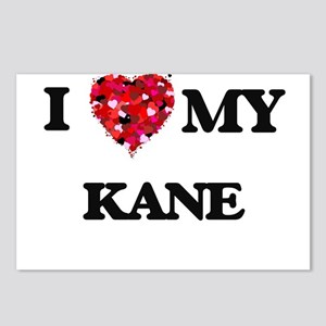 I Love MY Kane Postcards (Package of 8)