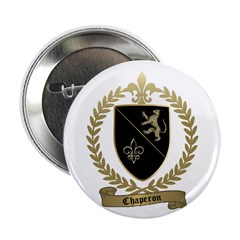 CHAPERON Family Crest Button