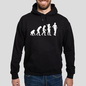 Race Walking Hoodie (dark)