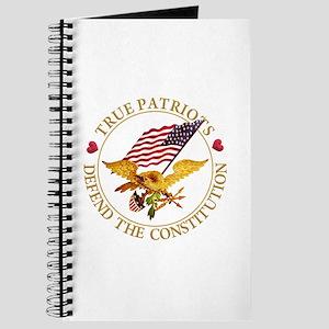 True Patriots Defend the Constitution Journal