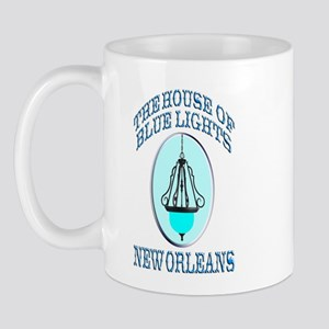 House of Blue Lights Mug