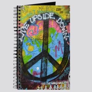 Love & Peace on the Lennon Wall Journal