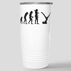 Pilates Stainless Steel Travel Mug