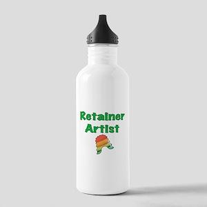 Retainer Artist Rainbo Stainless Water Bottle 1.0L