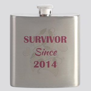 SINCE 2014 Flask
