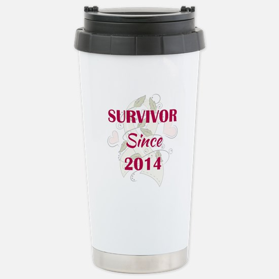 SINCE 2014 Stainless Steel Travel Mug