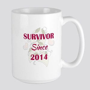 SINCE 2014 Large Mug